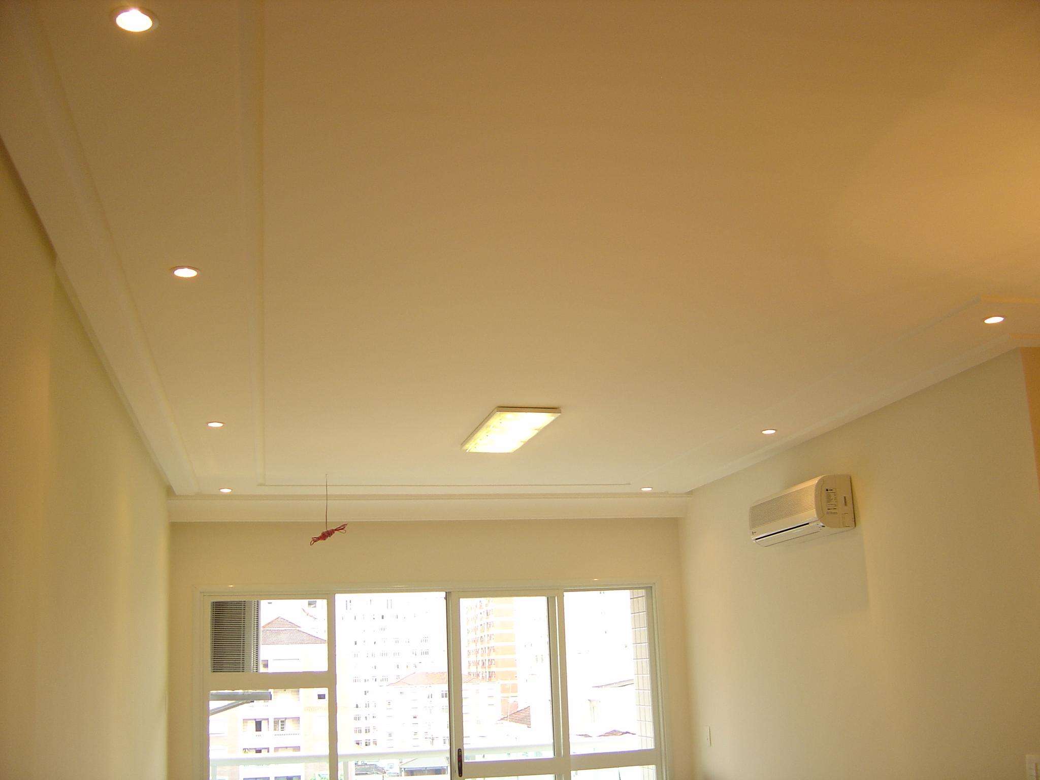 Projeto de gesso e iluminação residencial II Guilherme Vianna #6E4C23 2048 1536